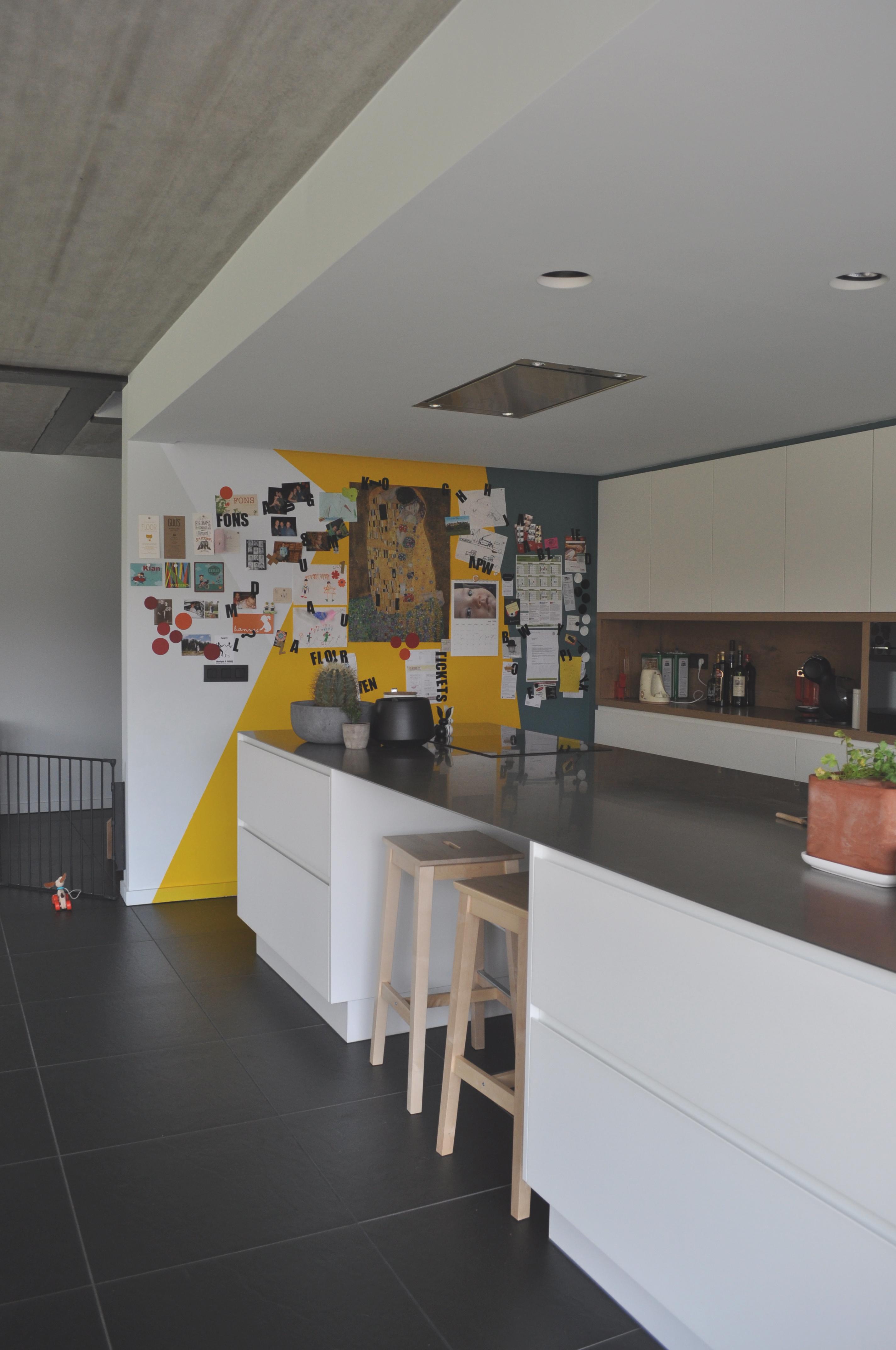 interieur ontwerp keuken