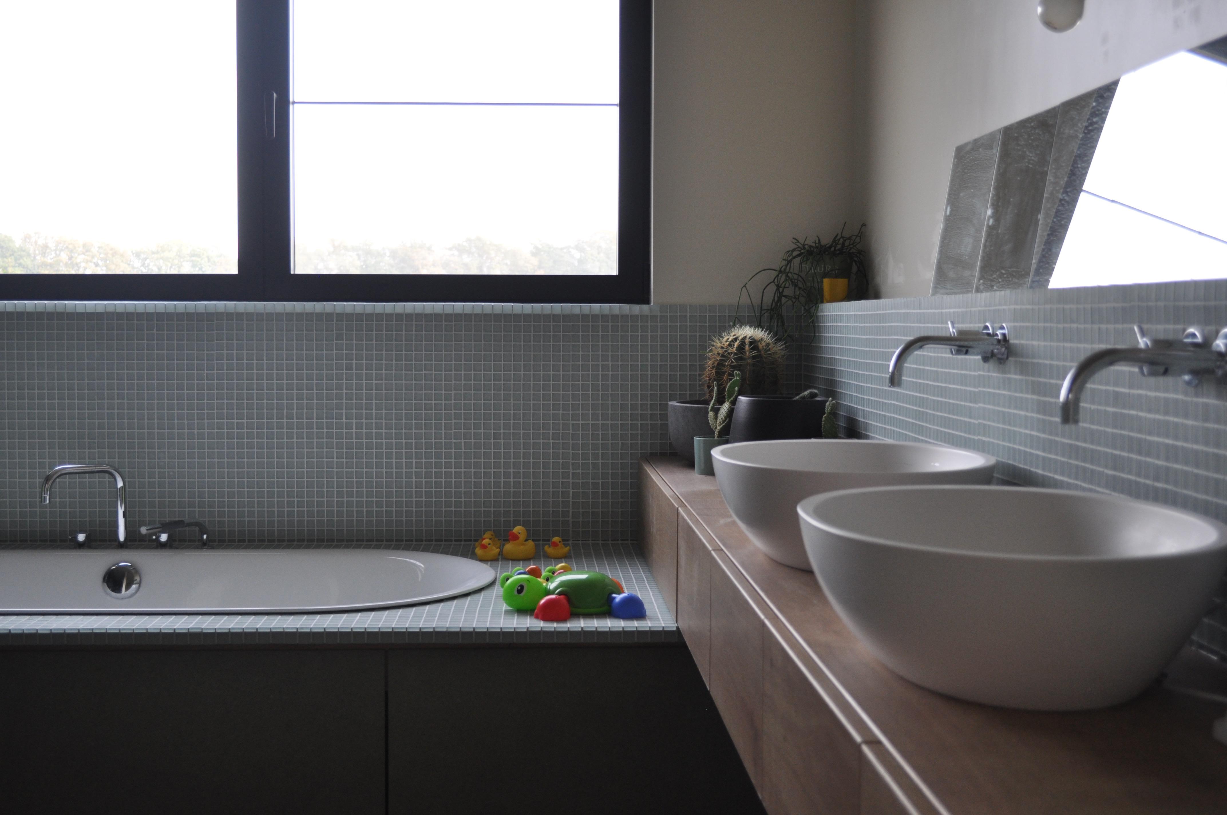 Ontwerp badkamer Varendonk